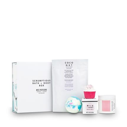 Beauty - Miss Patisserie Scrumptious Bath and Body Box - Image 1