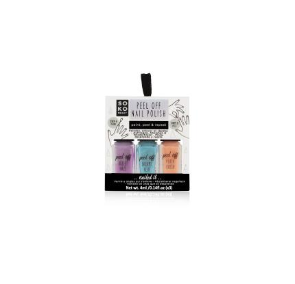 Beauty - NPW SOKO Peel Off Nail Polish - Image 1