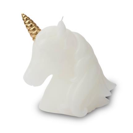 Beauty - Sunnylife Unicorn Shaped Candle - Image 3