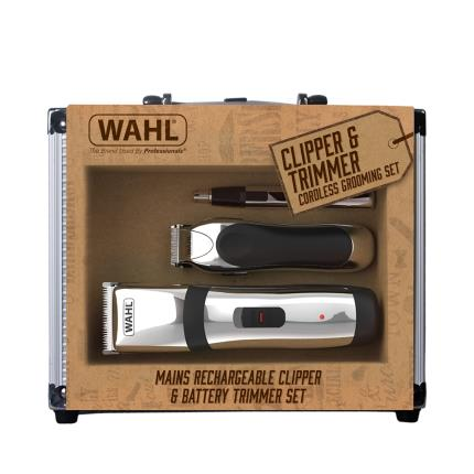 Beauty - Wahls Clipper & Trimmer Cordless Grooming Kit - Image 1