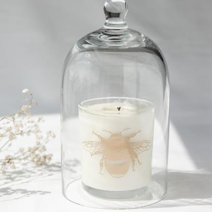 Beauty - Beefayre Mummy Bee Lavender & Geranium Scented Candle - Image 2