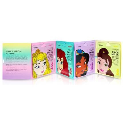 Beauty - Disney Princess Face Mask Collection Gift Set - Image 3