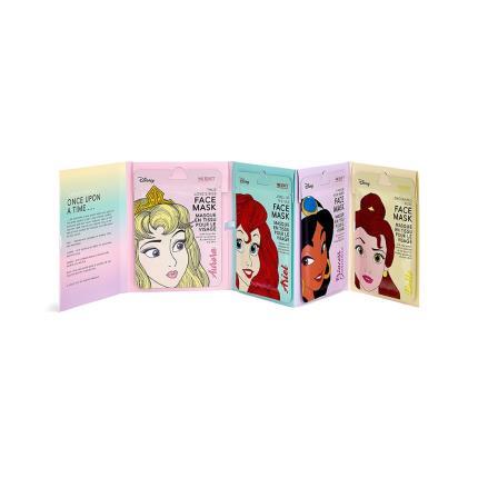 Beauty - Disney Princess Face Mask Collection Gift Set - Image 4