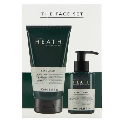 Beauty - Heath Face Wash and Moisturiser Face Set - Image 4