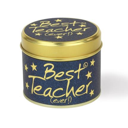 Beauty - Lily Flame Best Teacher Ever Candle - Image 2