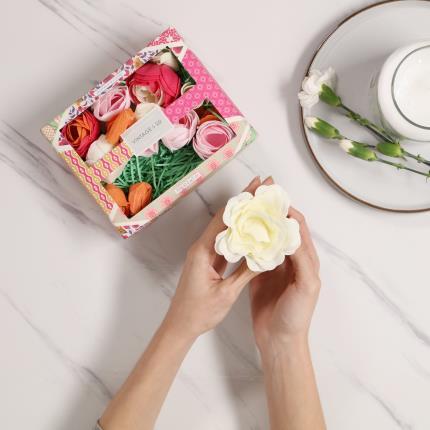 Beauty - Vintage & Co Fabric & Flowers Bath flowers - Image 3