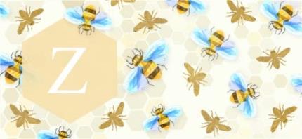 Mugs - Alphabet and Bumblebee Custom Mug - Image 4