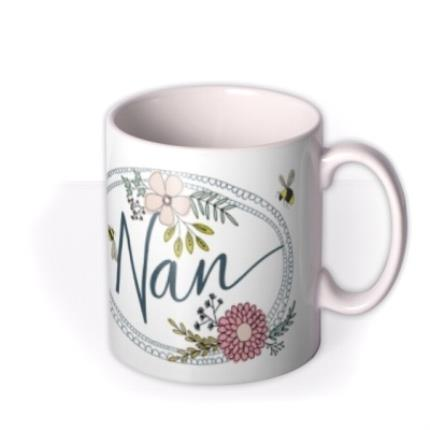 Mugs - You Are One In A Million Nan Personalised Mug - Image 2