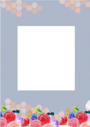 Greeting Cards - Birthday Cake Greeting Card - Image 2