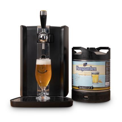 Alcohol Gifts - Beer Hawk Hoegaarden Perfect Draft Bundle - Image 1