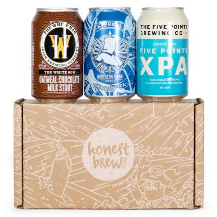 Alcohol Gifts - HonestBrew Mighty Mix Craft Beer Howler - Image 1