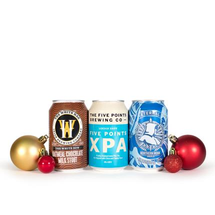 Alcohol Gifts - HonestBrew Mighty Mix Craft Beer Howler - Image 2