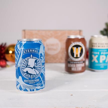 Alcohol Gifts - HonestBrew Mighty Mix Craft Beer Howler - Image 3