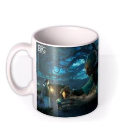 Mugs - Roald Dahl BFG Believe Photo Upload Mug - Image 1