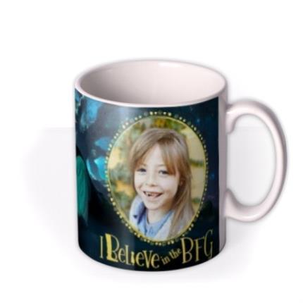 Mugs - Roald Dahl BFG Believe Photo Upload Mug - Image 2