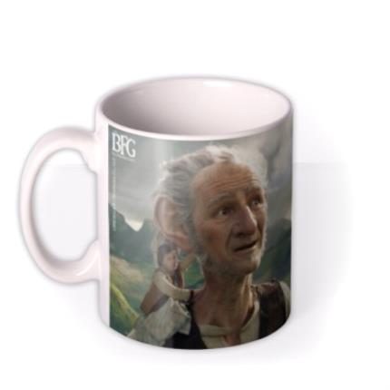 Mugs - Roald Dahl BFG Dreams Personalised Mug - Image 1