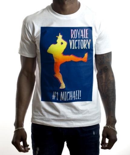 T-Shirts - BirthdayT Shirt - Royale Birthday - Battle Royale - Fortnite - # - Image 2