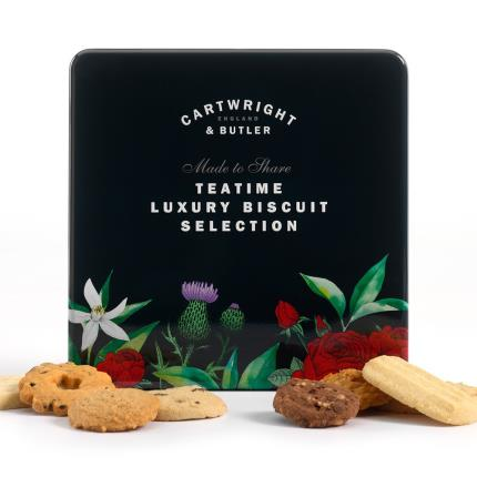 Food Gifts - Cartwright & Butler Biscuit Selection - Image 1