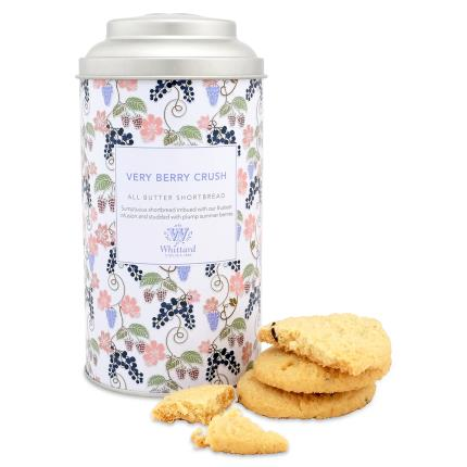 Food Gifts - Whittard of Chelsea Very Berry Crush All Butter Shortbread - Image 4