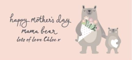 Mugs - Mother's Day Mug - Mum - Mama bear - cute - Image 4