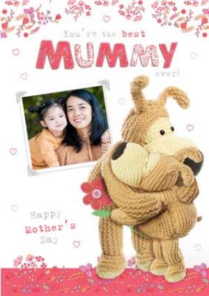Greeting Cards - Mother's Day Card - Boofle Photo Upload Card - Image 1