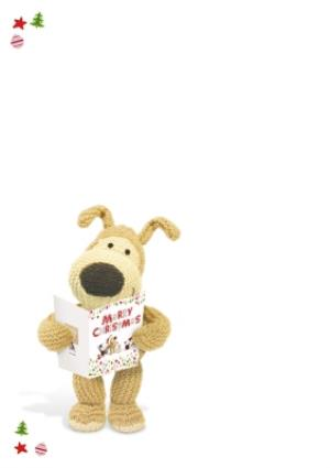 Greeting Cards - Boofle Across The Miles Personalised Christmas Card - Image 2