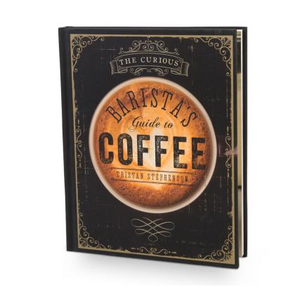 Gadgets & Novelties - Curious Barista's Guide to Coffee - WAS £20 NOW £13 - Image 1