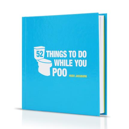 Gadgets & Novelties - 52 Things To Do While You Poo - Image 1