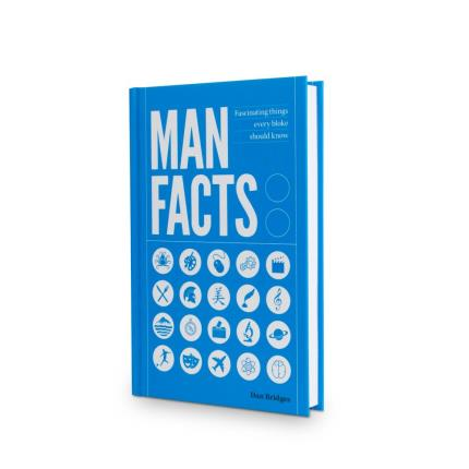 Gadgets & Novelties - Man Facts - Image 1