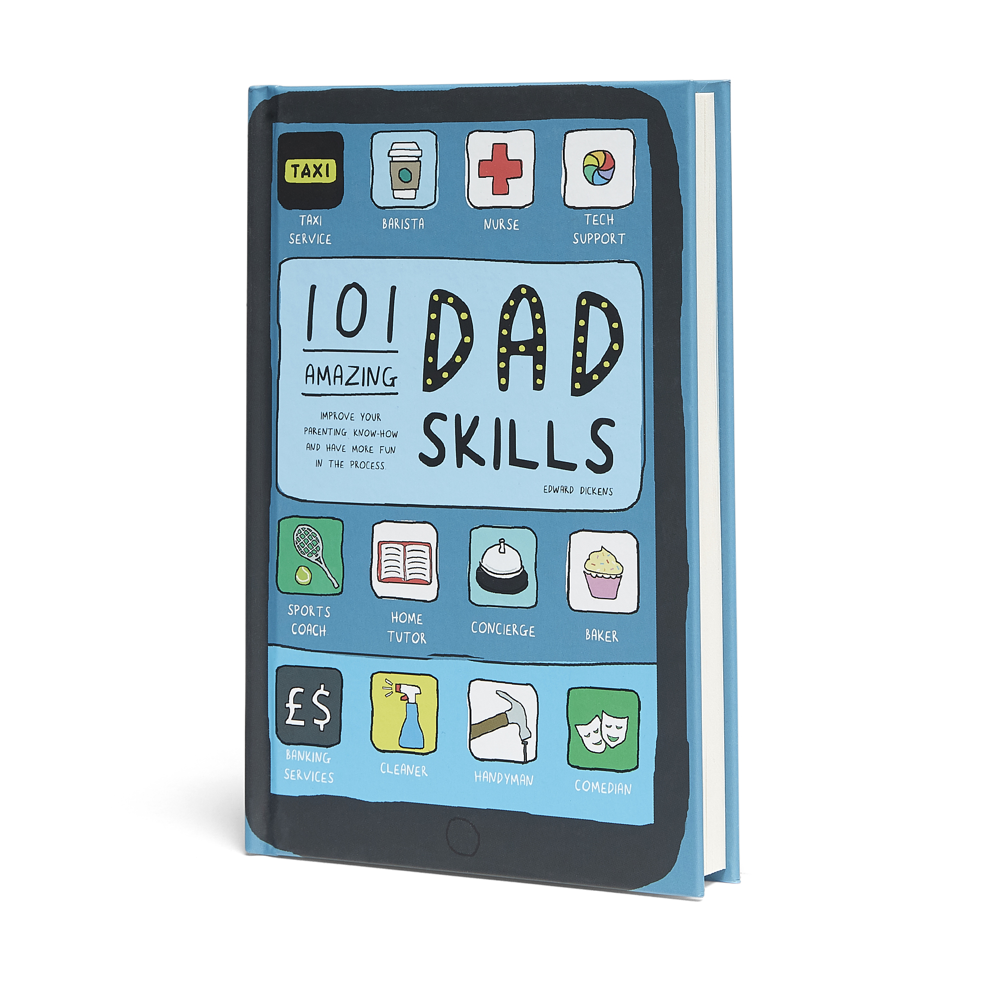 Gadgets & Novelties - 101 Dad Skills - Image 1