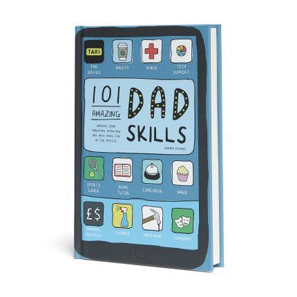 Gadgets & Novelties - 101 Dad Skills - Image 1