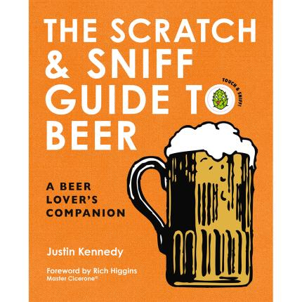 Gadgets & Novelties - The Scratch and Sniff Guide to Beer: A Beer Lover's Companion - Image 1