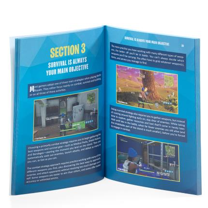 Gadgets & Novelties - Fornite Battle Royale Hacks Gaming Guide Book - Image 2