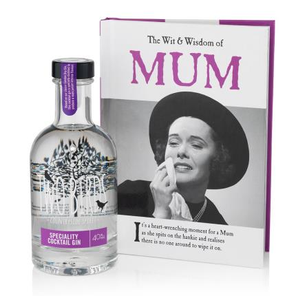 Gadgets & Novelties - Two Birds Gin And Mum Book Gift Set - Image 2