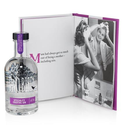 Gadgets & Novelties - Two Birds Gin And Mum Book Gift Set - Image 3