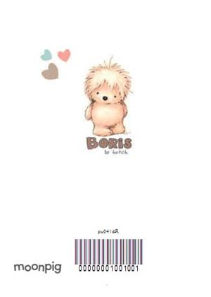 Greeting Cards - Adorable Bear And Friends Happy Birthday Card - Image 4