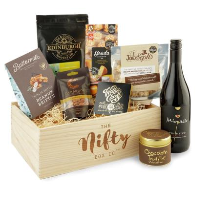 d852f31d8664 ... Gift Boxes - Luxury Wine   Food Hamper Gift Box - Image ...