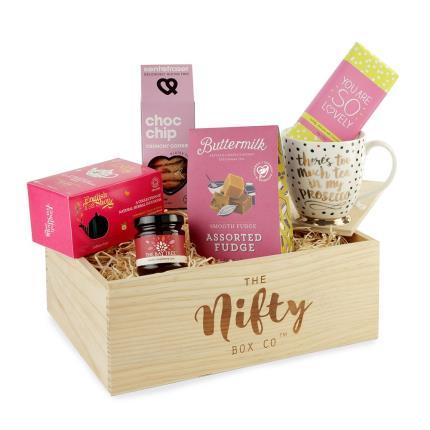 Gift Boxes - Tea Lovers Hamper Gift Box - Image 1
