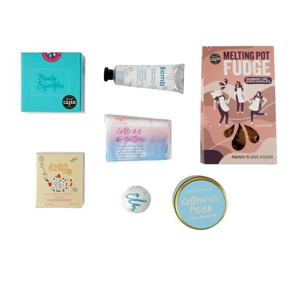 Gift Boxes - Get Pampered Food & Beauty Gift Box - Image 2