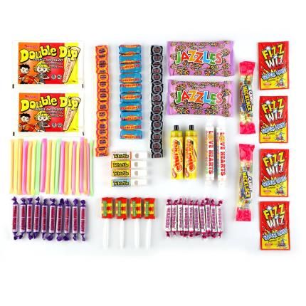 Gift Boxes - Retro Sweets Gift Box - Image 2