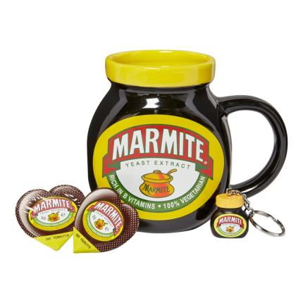Food Gifts - Marmite Jar Shaped Mug - Image 1