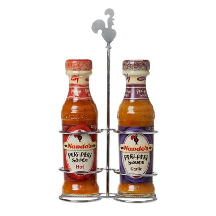 Food Gifts - Nando's Rack Them Up Sauce Caddy  - Image 1