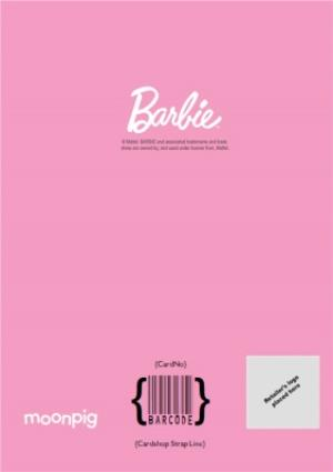 Greeting Cards - Barbie doll funny friend humour Birthday Card - Image 4