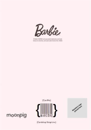 Greeting Cards - Barbie doll fashionably extra Birthday Card as faboulous as you - Image 4