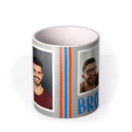Mugs - Brother Mug - Photo Upload - Image 3