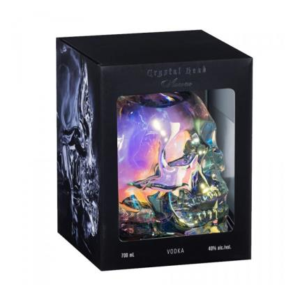 Alcohol Gifts - Crystal Head Aurora Iridescent Vodka - Image 1