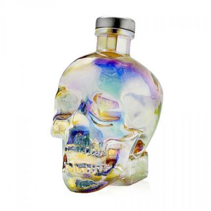 Alcohol Gifts - Crystal Head Aurora Iridescent Vodka - Image 2
