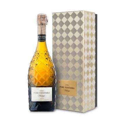 Alcohol Gifts - Pere Ventura Cava Vintage Brut Gift Box - Image 1