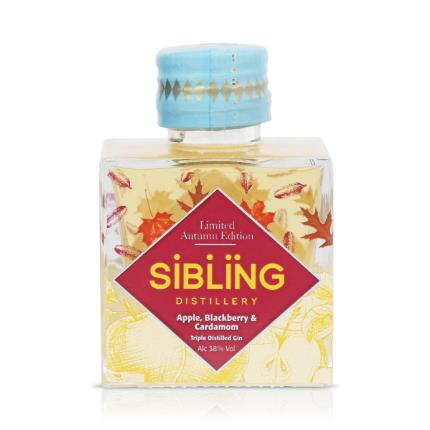 Alcohol Gifts - Sibling The Gin Collection, 4 x 5cl - Image 4