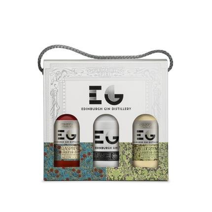 Alcohol Gifts - Edinburgh Gin Gift Pack - Image 1